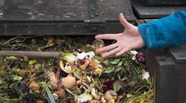 Vous avez un jardin ? Demandez votre composteur !