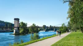 Couzon et Vernaison : des ponts sous surveillance