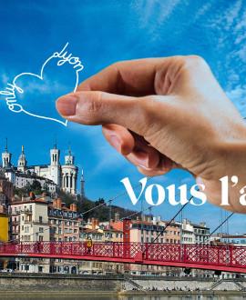 Oscars du tourisme : vous aimez Lyon ? Votez pour elle !