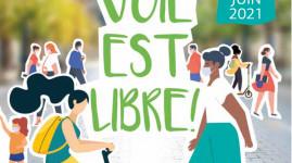 Samedi 5 juin : à Lyon, la voie est libre pour les piétons !
