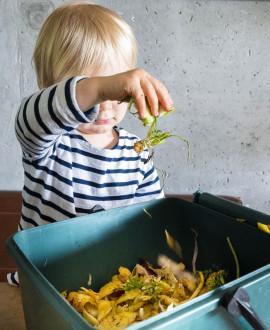 Bornes à compost au coin de la rue : l'expérimentation démarre à Lyon 7e