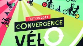 Convergence vélo 2021 : le rendez-vous des cyclistes fait son grand retour !