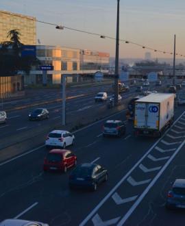 Alerte pollution : interdiction de circulation pour les Crit'air 4 et 5
