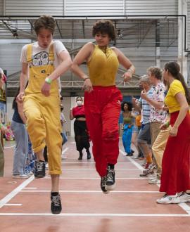 Biennale de la danse : spectacles gratuits aux usines Fagor