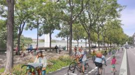 La Métropole dévoile la première ligne du réseau express vélo