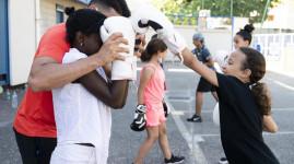 Sport : la Métropole de Lyon milite pour plus de place pour les femmes et les jeunes