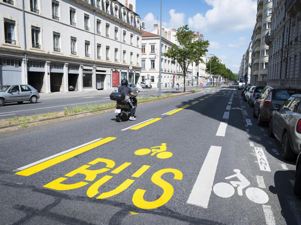 Rue Duquesne : la Métropole synchronise les feux a 30 km/h