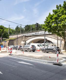 Tête d'Or : un accès plus sécurisé côté Villeurbanne pour les piétons