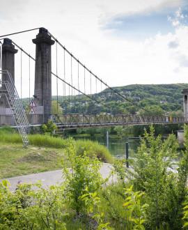Le pont de Couzon rouvre à la circulation le 1er septembre