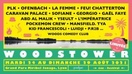Le festival Woodstower est de retour pour clôturer l'été