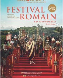 Ce week-end, plongez dans un vrai camp romain à Lugdunum !