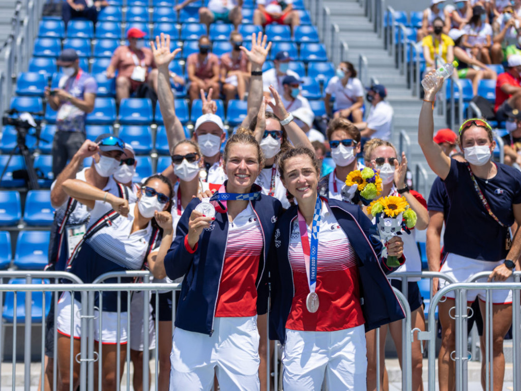 11 athlètes de la Métropole de Lyon médaillés aux jeux olympiques de Tokyo