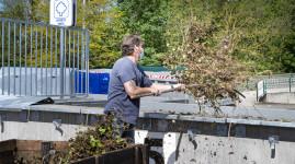 Tonte de pelouse, vieilles piles, gravats  : où jeter vos déchets ?