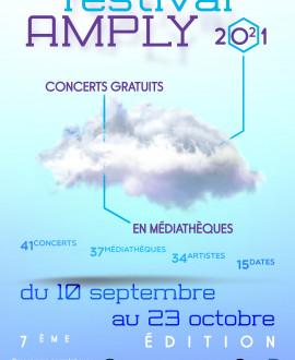 Amply : des concerts gratuits dans les bibliothèques près de chez vous