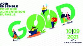 Good : le premier rendez-vous dédié à l'alimentation durable