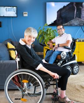 Les Maisons de l'Espérance : un logement partagé pour les victimes de lésions cérébrales