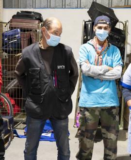 Premières heures en chantier : aider les sans-abri à retrouver un emploi