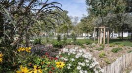 Vénissieux : retour en images sur la nouvelle place Ennemond-Romand
