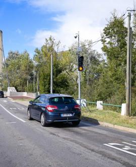 Pont de Vernaison : double sens pour les voitures dès le 6 octobre