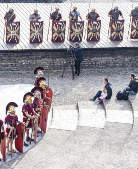 Festival romain à Lugdunum : le public est venu nombreux