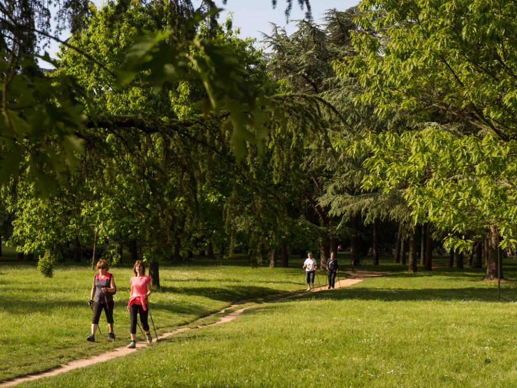 L'été approche, découvrez les parcs métropolitains de Parilly et de Lacroix-Laval