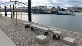 Rives de Saône : redécouvrez le Bas-Port Gillet