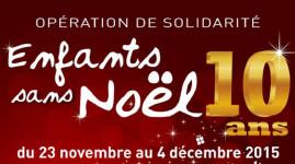 Solidaires des enfants sans Noël !