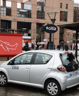 Autolib' devient Citiz LPA