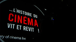 Festival Lumière : leçons de cinéma à l'Hôtel de ville