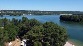 Miribel Jonage : 18 millions d'euros pour préserver le Rhône