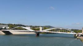 Bienvenue sur le pont Schuman
