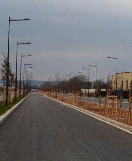 Boulevard Urbain Est : ouverture partielle le 20 avril 2015