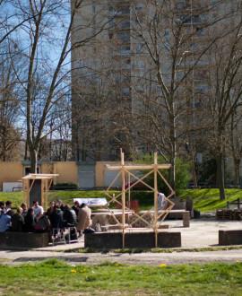 Vaulx-en-Velin : rénovation urbaine et projets artistiques