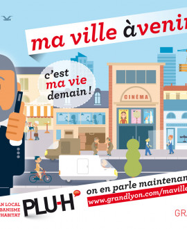 PLU-H : la concertation se poursuit en 2016