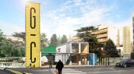 A Villeurbanne, le projet urbain Gratte-Ciel centre-ville avance !