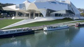 Découvrez le Musée des Confluences