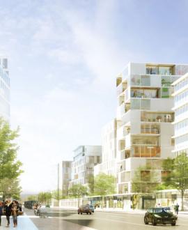 Zac des Girondins : un futur quartier à vivre