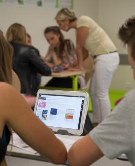 Classes culturelles numériques : une autre manière d'apprendre au collège
