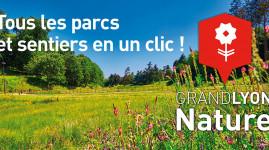 100% verte, l'appli Grand Lyon nature version été 2015 !