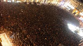 Charlie Hebdo : 10 000 personnes rassemblées à Lyon