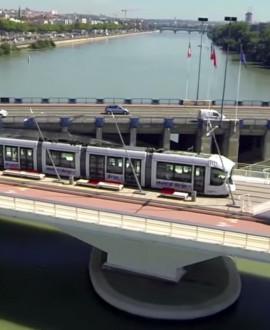 Succès pour la vidéo de Lyon filmée par un drone