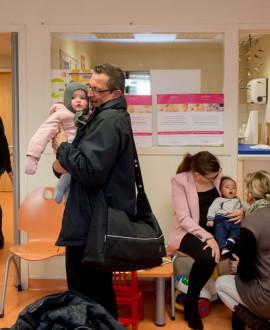 PMI : 60 lieux au service des familles dans la Métropole de Lyon