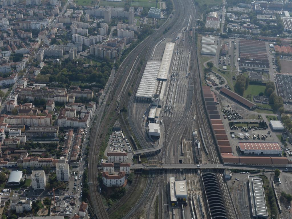 Le Grand Lyon vu du ciel - Automne 2014