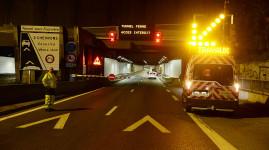 Tunnel de Fourvière : fermetures ponctuelles en mai