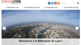 100% services : le nouveau site de la Métropole de Lyon