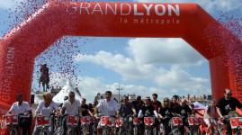 Annivélo'v : un succès populaire pour les 10 ans des vélo'v !