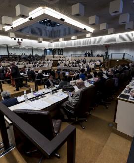 Conseil de la Métropole du 2 mai 2016