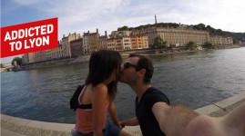 Only Lyon Buzz : un baiser dans la ville !