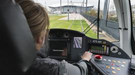 T7 : le tramway entre Vaulx-en-Velin et le parc OL