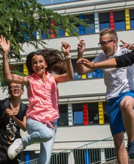 Défi Collégiens : la réussite scolaire passe aussi par le sport